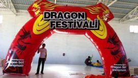 Dragon Festivali Yol Kemeri