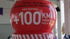 Petrol Ofisi Reklam Balonu