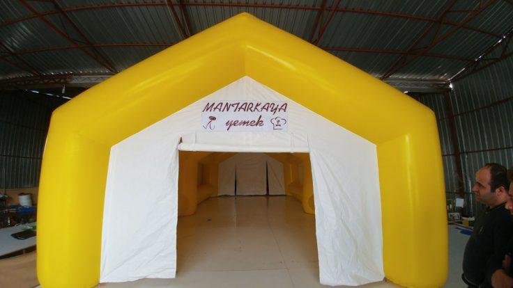 Sarı Taziye Çadırları