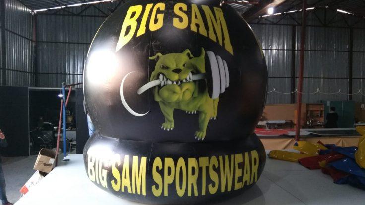 Big Same Reklam Balonu
