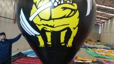 Yeni Big Same Reklam Balonu