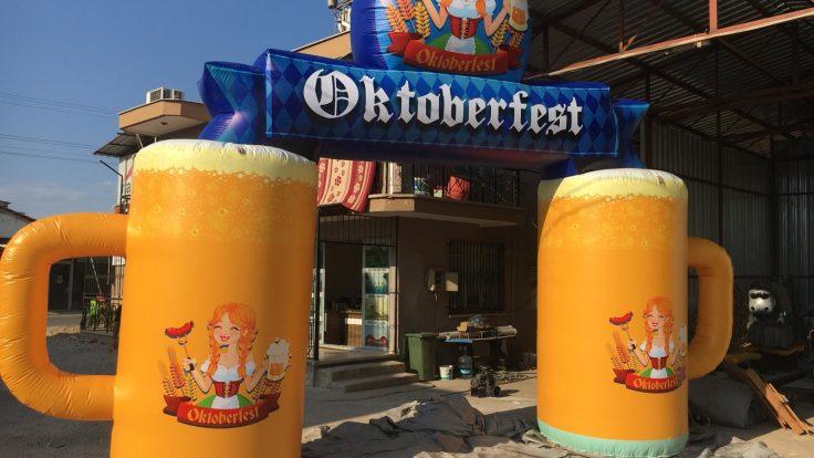 OktoberFest Yol Kemeri