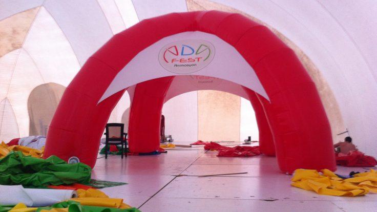 Adafest 4 Ayaklı Çadır