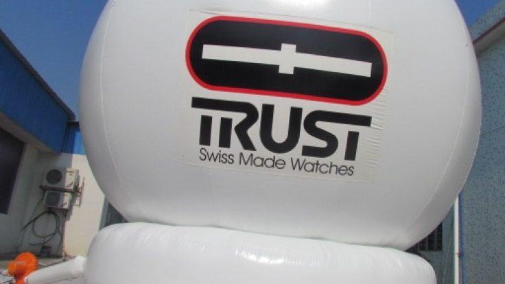 Trust Reklam Balonu