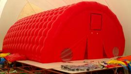 Aktivite Çadır Kırmızı