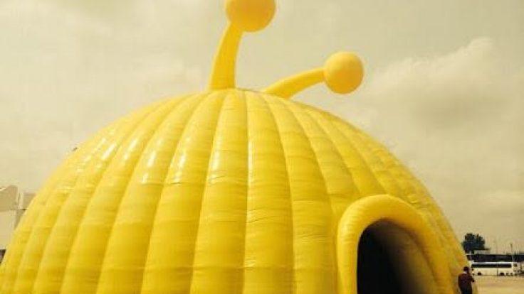 Turkcell Dome Çadır
